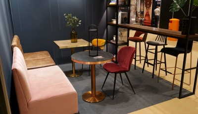 """Hospitality and design show"" exhibition in London"