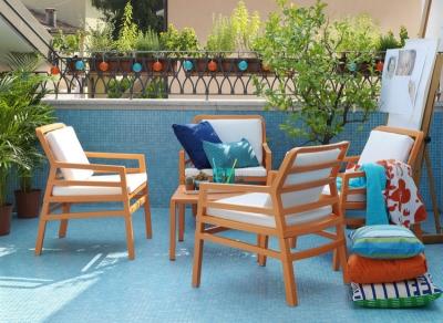 Italian outdoor furniture NARDI