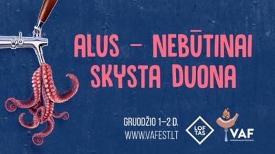 VAF'est - Vilnius Beer Festival